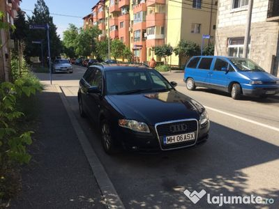used Audi A4 combi inmatriculat