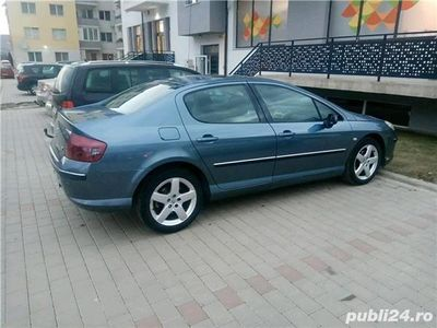 second-hand Peugeot 407 2.0 HDI