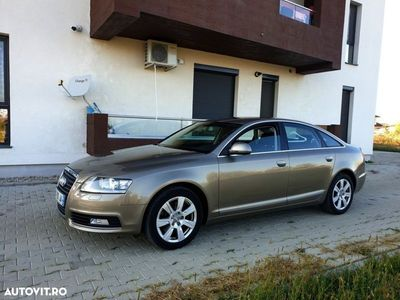 second-hand Audi A6 automatic,2.0 tdi,170 cp,an 2011