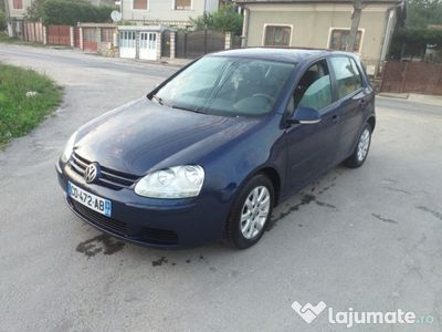 second-hand VW Golf V an 2006 1.9 tdi import recent