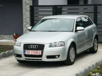second-hand Audi A3 /2006/1.6i/Posibilitate Rate /Transport gratuit!