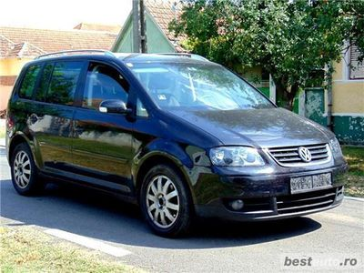 second-hand VW Touran - 1.9 TDi