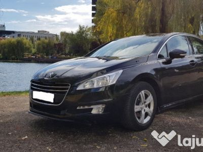 used Peugeot 508 2012, 1.6 hdi, Euro 5
