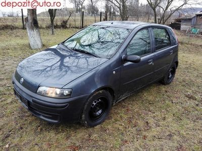 second-hand Fiat Punto 2003