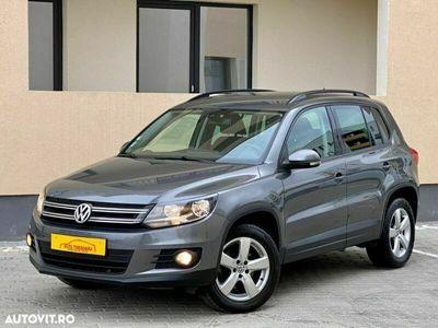 second-hand VW Tiguan 4x4 * an 2013 * 2.0 TDI * 170 CP * Euro 5