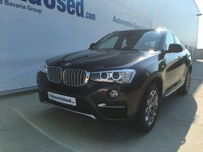 second-hand BMW X4 xDrive20d xLine