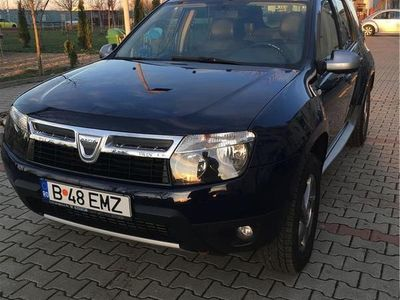 second-hand Dacia Duster 4x4, 2013, diesel 1,5, 129000 km, tinuta garaj, firma