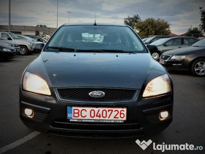 second-hand Ford Focus 2007 - 1.6d - 109 cp - E4 - Recent adus