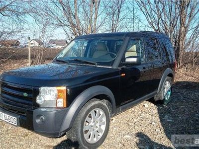 second-hand Land Rover Discovery 2006, 2.7 tdi, 190 cp, cv automata,7 l