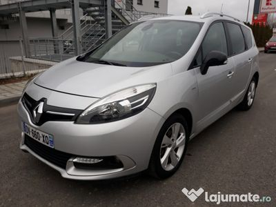 second-hand Renault Grand Scénic 2015 euro6 1.5 diesel