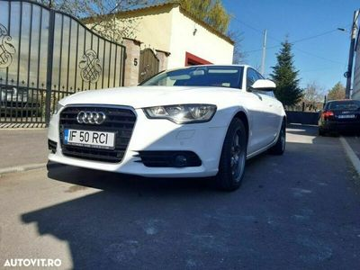 second-hand Audi A6 2.8