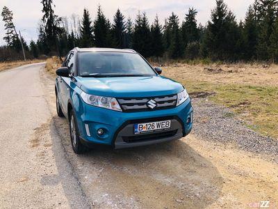 second-hand Suzuki Vitara All-Grip, 2017, 1.6 benzina