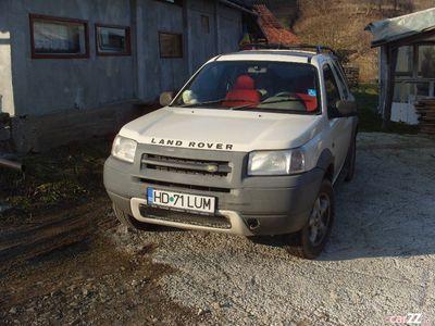 second-hand Land Rover Freelander diesel