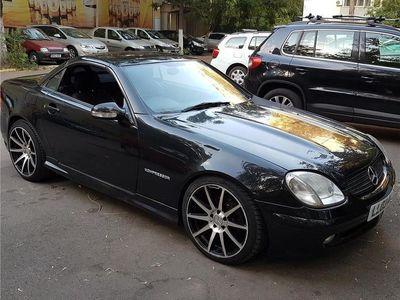 second-hand Mercedes SLK230 Cabrio