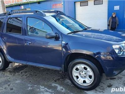 second-hand Dacia Duster 2014 euro 5