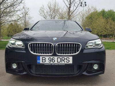 second-hand BMW 535 xdrive, m-pachet, faruri led, 2014