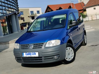 second-hand VW Caddy 1.6FSI **LIFE** An 2010