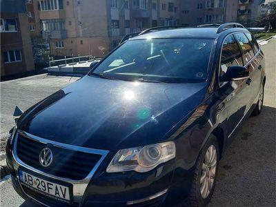 second-hand VW Passat 1.9 TDI an 2007