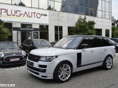 used Land Rover Range Rover din 2015
