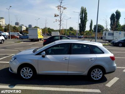 second-hand Seat Ibiza ST