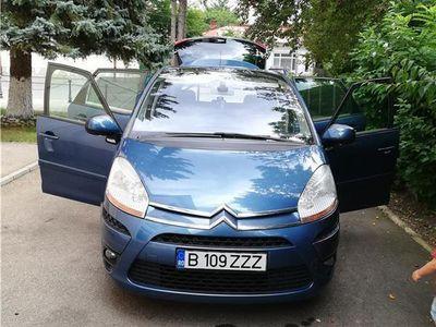 second-hand Citroën C4 Picasso Ocazie Automat