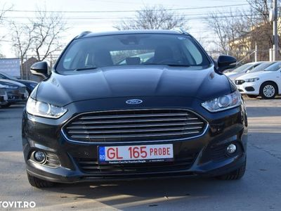 brugt Ford Mondeo Mk5