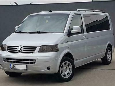second-hand VW Caravelle T5Extra-Lung
