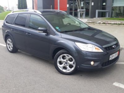 second-hand Ford Focus 2011, euro 5