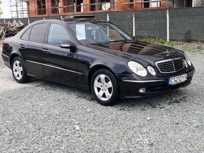 second-hand Mercedes E220 Impecabilă