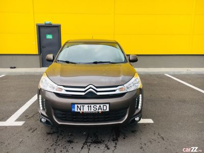 second-hand Citroën C4 Aircross 4x4 1,6 euro5 5% diesel