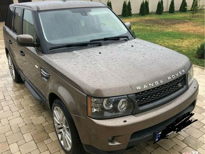 second-hand Land Rover Range Rover Sport HSE