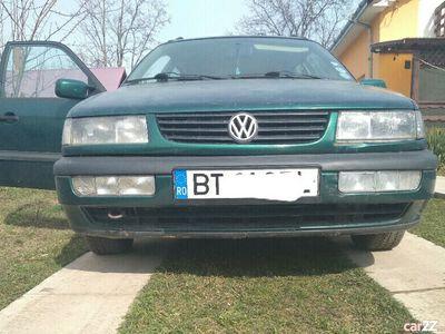 second-hand VW Passat intermediar