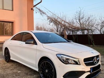 second-hand Mercedes CLA220 Facelift AMG