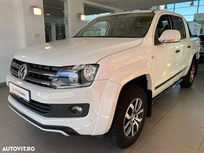 second-hand VW Amarok DC CANYON 132 kW 4motion autom.
