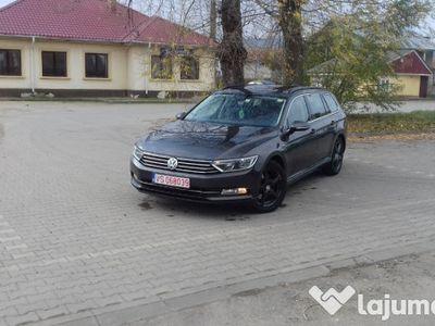 second-hand VW Passat 190cp 4x4 euro6 dsg 4motion
