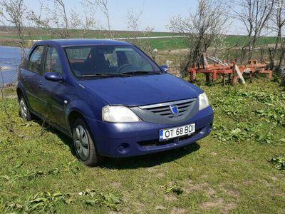 second-hand Dacia Logan 2007, 1.4, 53000 km