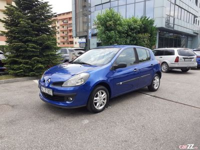 second-hand Renault Clio 2008 / euro 4