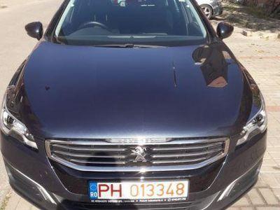 second-hand Peugeot 508 break