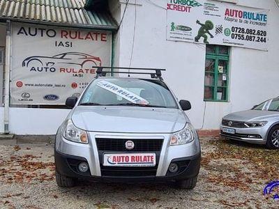 second-hand Fiat Sedici 1.9