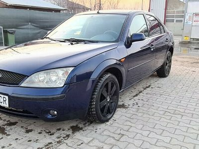 second-hand Ford Mondeo 2005 2.0 tdci