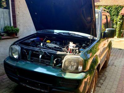 second-hand Suzuki Jimny diesel 2007