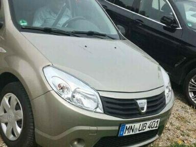 second-hand Dacia Sandero 1,4 benzina