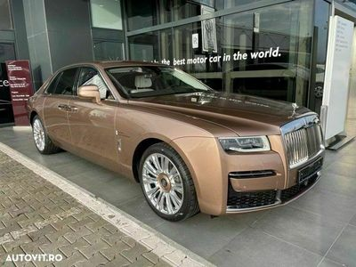 second-hand Rolls Royce Ghost Standard