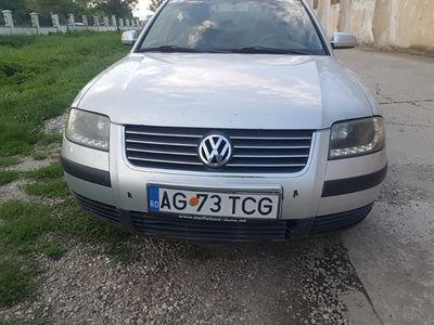 second-hand VW Passat 1.6 Gpl