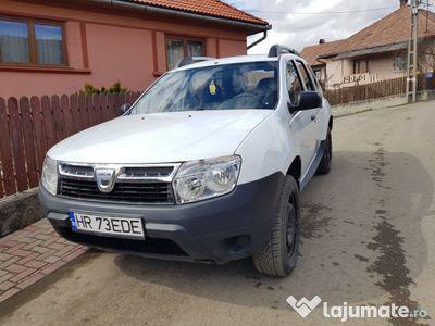 second-hand Dacia Duster 2011, 1.6 MPI