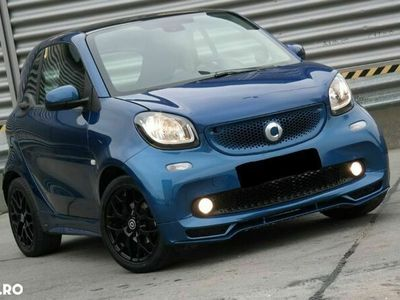 second-hand Smart ForTwo Coupé For Two Pachet Brabus - an 2017, 0.9 Turbo (Be