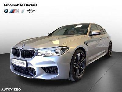 second-hand BMW M5