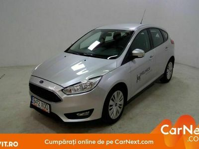 second-hand Ford Focus 1.5 TDCi 120CP Trend