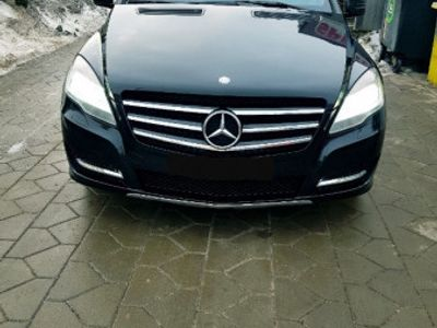 brugt Mercedes R350 4 Matic