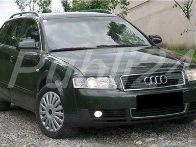second-hand Audi A4 B6 Avant Quattro 4x4 - an 2002, 1.9 Tdi (Diesel)